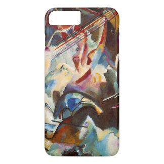 Pintura abstrata da composição VI de Kandinsky Capa iPhone 7 Plus