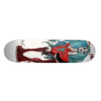 Pinup de DevilGirl Shape De Skate 20cm