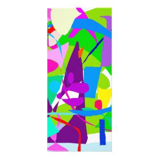 Pirâmide do número do negócio do trabalho do dia d 10.16 x 22.86cm panfleto