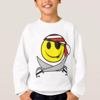 Pirata 01 do smiley tshirt