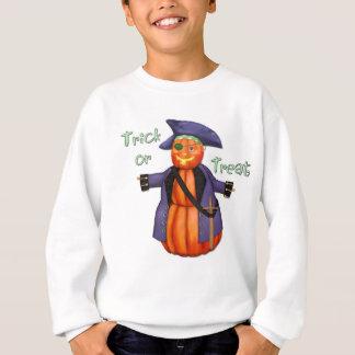 Pirata da abóbora camisetas