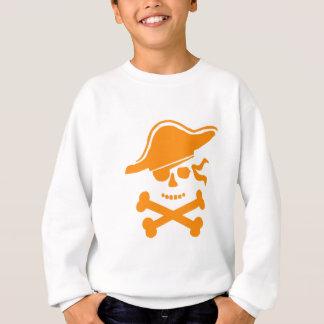 Pirata do Dia das Bruxas T-shirt