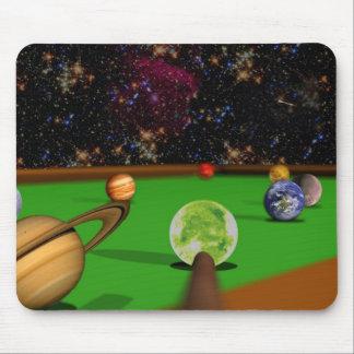 Piscina 2 do espaço mouse pad