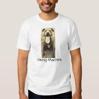 Pitbull feliz t-shirt