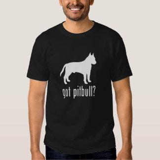 pitbull obtido tshirt