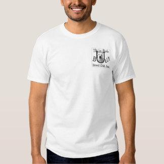 Pitbulls - nascer para amar o branco - LRBBC T-shirt