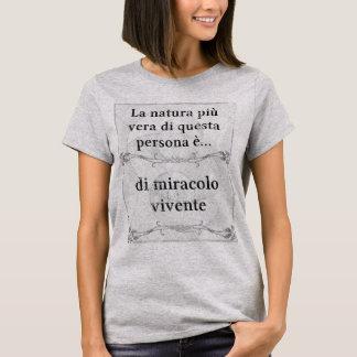 Più vera do natura do La: vita do vivente do T-shirts