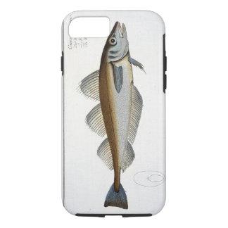 Placa LXV das pescadas (Merlangus do Gadus) 'de Capa iPhone 7