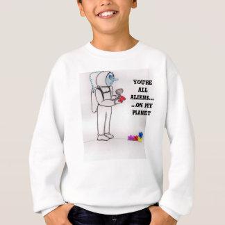 Planeta estrangeiro tshirt