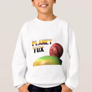 Planeta Tux Camisetas