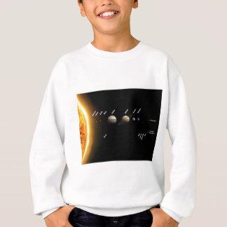 Planetas e planetas do anão tshirt