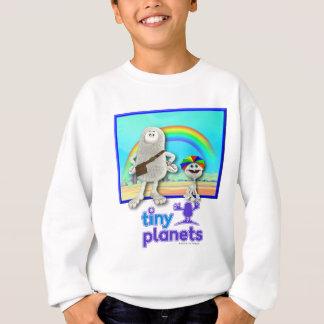 Planetas minúsculos - arcos-íris do fazer tshirts