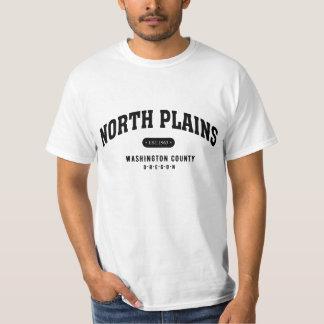 Planícies nortes - t-shirt 1963 estabelecido