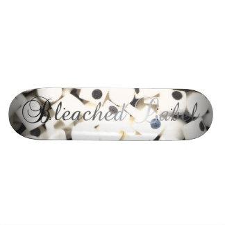 Plataforma da pipoca shape de skate 18,7cm