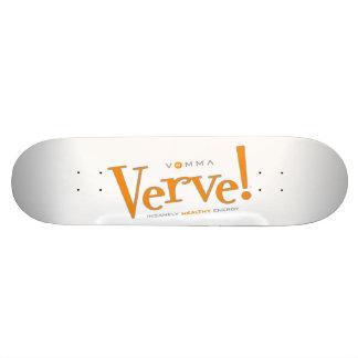 Plataforma do skate da verve de Vemma