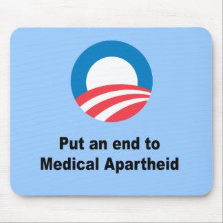 Pnha uma extremidade ao Apartheid médico Mouse Pad