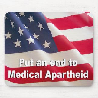 Pnha uma extremidade ao Apartheid médico Mousepad