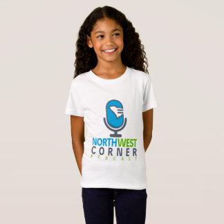 Podcast de canto noroeste do t-shirt | das meninas