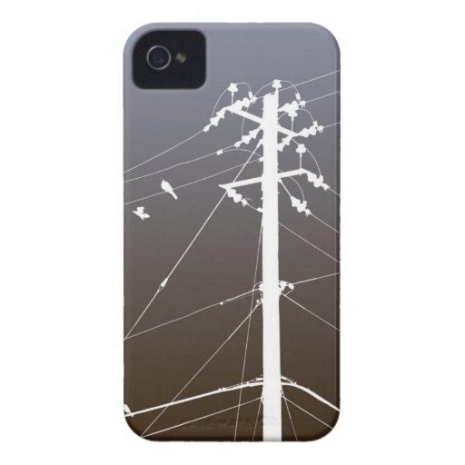poder capa para iPhone 4 Case-Mate