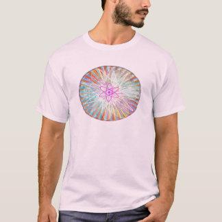 Poder da alma: Design artístico da energia solar Camisetas