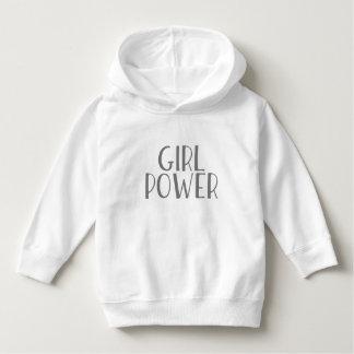 Poder da menina t-shirts