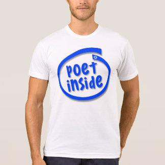 Poeta dentro do Tshirt