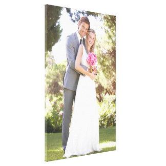 Polegadas da foto do casamento [24x36]