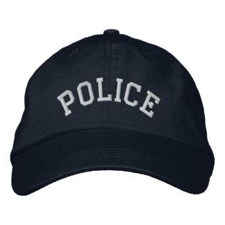 POLÍCIA BONÉ BORDADO