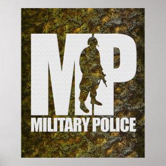 Polícia militar poster