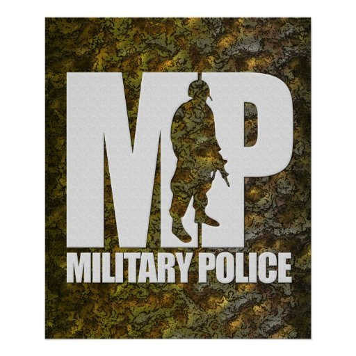 Polícia militar posteres