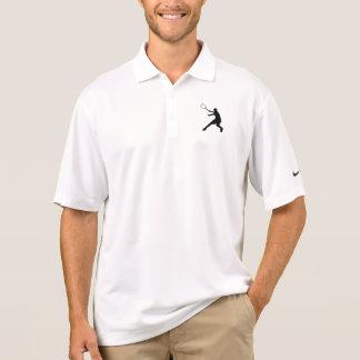 Pólo apto do tênis de Nike Dri com logotipo feito T-shirt Polo