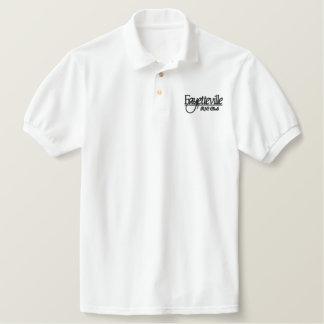 Pólo bordado camiseta bordada polo