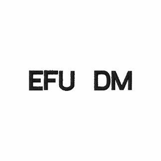 Polo bordado costume de EFU DM
