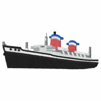 Polo bordado costume dos Estados Unidos dos SS