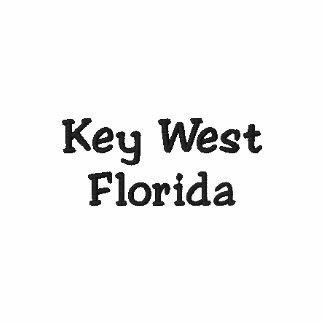Pólo bordado Florida de Key West Camiseta Bordada Polo