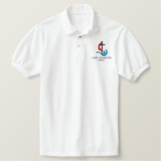 Pólo - bordado - LHUMC Camiseta Bordada Polo