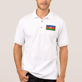 Pólo de Azerbaijan Camiseta Polo
