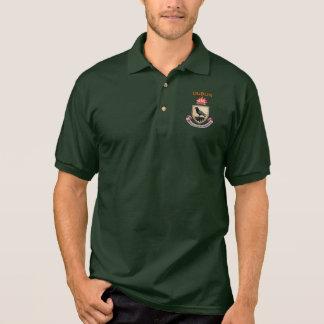 Pólo de Dublin Camisa Polo