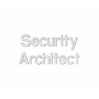 Polo do arquiteto da segurança