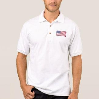 Pólo dos EUA Camisa Polo