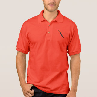 Pólo pontual do jérsei de Gildan Camisa Polo