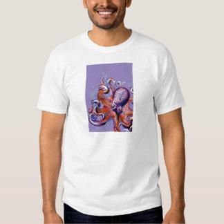 Polvo roxo t-shirts