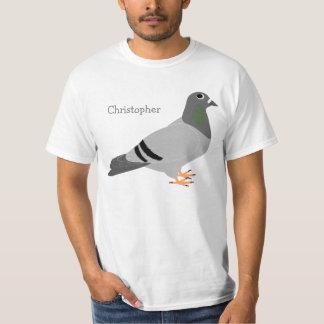 Pombo personalizado tshirts