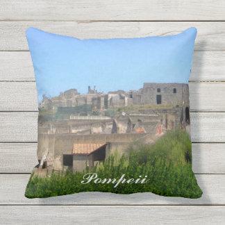 Pompeii Italia Almofada Para Ambientes Externos