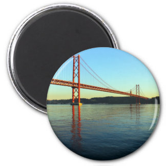 Ponte 25 de Abril, LIsboa, Portugal Ímans