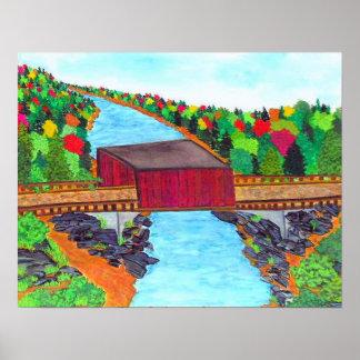 ponte coberta posteres