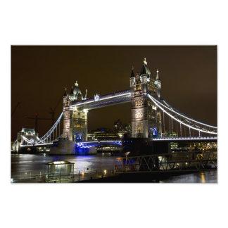 Ponte da torre impressão de foto