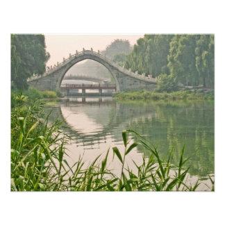 Ponte de Xiuyi Convites Personalizados