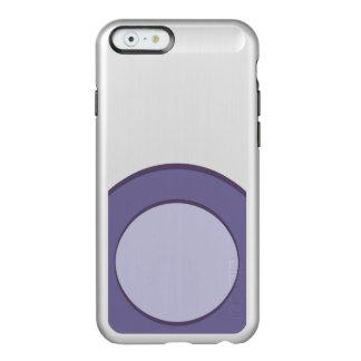 Ponto do Lilac Capa Incipio Feather® Shine Para iPhone 6