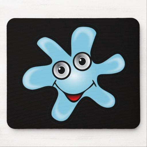 ponto engraçado mouse pad